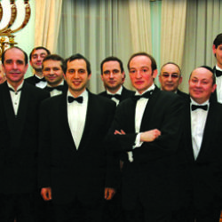 Moscow Male Jewish Choir–Hassidic Capella