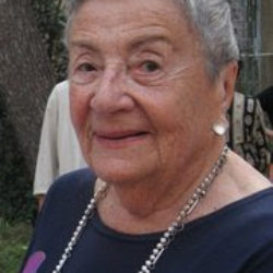 "Tzipora Jochsberger, Z""L, died at 96 in Jerusalem"